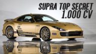 Top Secret V12 Toyota Supra Tuning 8 190x107 Versteigerung   Einmaliger Top Secret V12 Toyota Supra