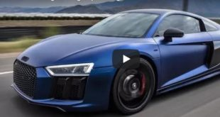 VF Engineering Kompressor Audi R8 310x165 Video: VF Engineering   800 PS Audi R8 V10 Kompressor