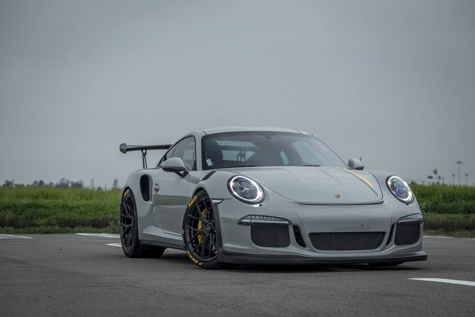 More Does Not Work Vorsteiner Porsche 911 Gt3 Rs 2017