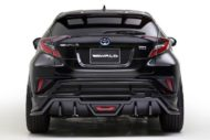 Wald Internationale Toyota C HR Bodykit 22 Z%C3%B6ller Tuning 2017 8 190x127 Wald Internationale Toyota C HR mit Bodykit & 22 Zöllern