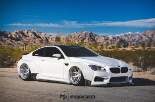 Widebody BMW F13 M6 ARMYTRIX Auspuff Tuning 1 310x205 Monster   Widebody BMW F13 M6 mit ARMYTRIX Auspuff