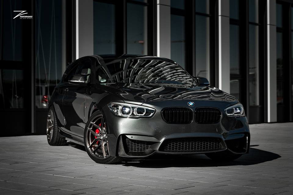 Z Performance ZP2.1 Wheels BMW F20 1er M140i Tuning 1 Dezent   Z Performance ZP2.1 Wheels am BMW F20 M140i