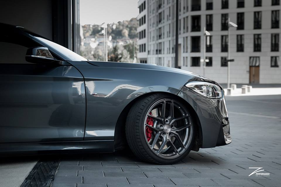 Z Performance ZP2.1 Wheels BMW F20 1er M140i Tuning 2 Dezent   Z Performance ZP2.1 Wheels am BMW F20 M140i