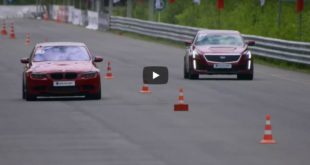 900 HP BMW M3 C63 CTS V Dragrace Tuning 310x165 Video: 900 PS BMW M3 E90 vs. C63 AMG & CTS V
