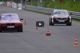 900 HP BMW M3 C63 CTS V Dragrace Tuning 310x205 Video: 900 PS BMW M3 E90 vs. C63 AMG & CTS V