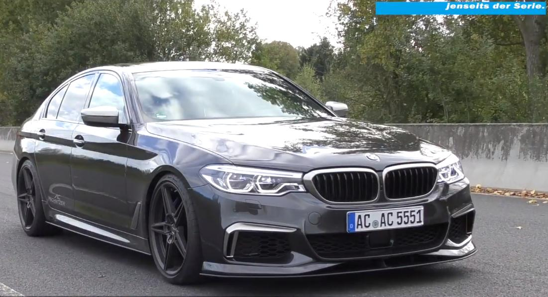 The Alternative Ac Schnitzer Acs5 50xi 551ps Bmw M550i Tuningblog Eu Magazine