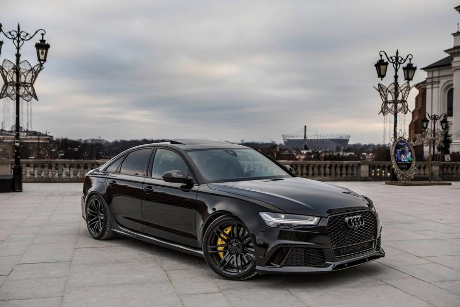 Audi Rs6 C7 Sedan Tuning 2018 9 Tuningblog Eu Magazine