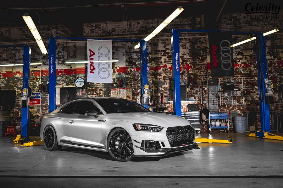 Abt RS5 R SEMA 2018 Tuning Audi 1 Der hängt alle ABT   2018 Audi RS5 R by ABT Sportsline