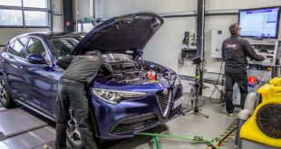 Alfa Romeo Stelvio Chiptuning DTE 2 310x165 Erster   DTE Systems Audi A8 D5 mit PowerControl X Chiptuning