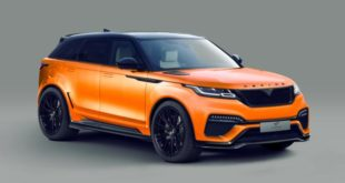 Aspire Range Rover Velar 2018 Widebody Kit Tuning 2 310x165 Vorschau: Widebody Kit von Aspire Design am Range Rover Velar