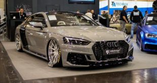 Audi RS5 B9 Airride Fahrwerk TZproduktion Tuning 13 310x165 Capristo Automotive Carbon Bodykit für den Audi RS5