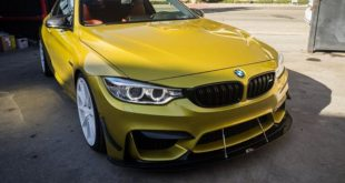Austin Yellow BMW M4 20 Zoll ZF03 Zito Felgen 12 310x165 V8 Power: ZITO ZS15 Felgen am Jeep Grand Cherokee SRT