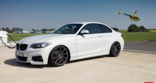 BMW 220d Coupe F22 Vossen CVT Tuning 40 310x165 TOP   Vossen Hybrid Forged HF 1 Alus am Audi Q7 SUV