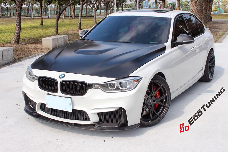 Bmw F30 335i Sedan Complete Conversion To Bmw F80 M3 Tuningblog