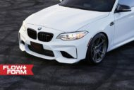 BMW M2 F87 Coupe HRE Performance Wheels FF04 1 190x127 BMW M2 F87 Coupe auf HRE Performance Wheels FF04
