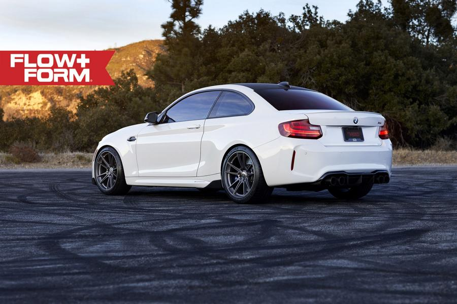 BMW M2 F87 Coupe HRE Performance Wheels FF04 4 BMW M2 F87 Coupe auf HRE Performance Wheels FF04