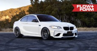 BMW M2 F87 Coupe HRE Performance Wheels FF04 5 310x165 Interlagos blauer BMW E63 650i auf HRE Classic Felgen