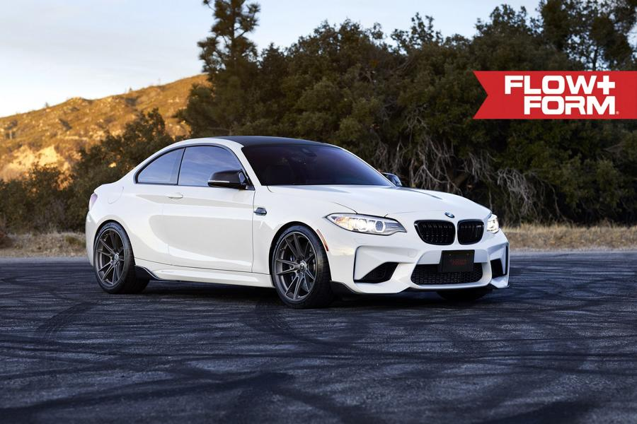 BMW M2 F87 Coupe HRE Performance Wheels FF04 5 BMW M2 F87 Coupe auf HRE Performance Wheels FF04
