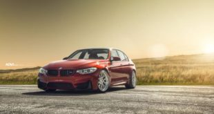 BMW M3 F80 Sakhir Orange ADV.1 Felgen Tuning 7 310x165 Perfekt   BMW M3 F80 in Sakhir Orange auf ADV.1 Felgen