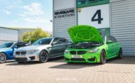 BMW M3 F80 Viper Green 6Sixty Crypto Tuning Wheels 3 190x117 Lambo Style   BMW M3 F80 in Verde Mantis by Evolve Automotive