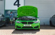 BMW M3 F80 Viper Green 6Sixty Crypto Tuning Wheels 4 190x120 Lambo Style   BMW M3 F80 in Verde Mantis by Evolve Automotive