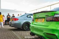 BMW M3 F80 Viper Green 6Sixty Crypto Tuning Wheels 5 190x127 Lambo Style   BMW M3 F80 in Verde Mantis by Evolve Automotive