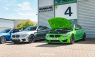 BMW M3 F80 Viper Green 6Sixty Crypto Tuning Wheels 6 190x114 Lambo Style   BMW M3 F80 in Verde Mantis by Evolve Automotive