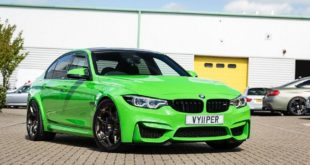 BMW M3 F80 Viper Green 6Sixty Crypto Tuning Wheels 7 310x165 Lambo Style   BMW M3 F80 in Verde Mantis by Evolve Automotive