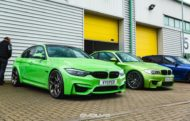 BMW M3 F80 Viper Green 6Sixty Crypto Tuning Wheels 8 190x121 Lambo Style   BMW M3 F80 in Verde Mantis by Evolve Automotive