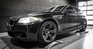 BMW M5 F10 Chiptuning Turbolader 1 310x165 Schwarzes Biest   Stanic Performance BMW M6 Coupe
