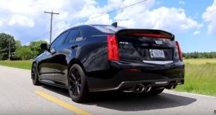 Corsa Performance Cadillac ATS V 310x165 Video: Soundcheck   Corsa Performance Anlage am Cadillac ATS V