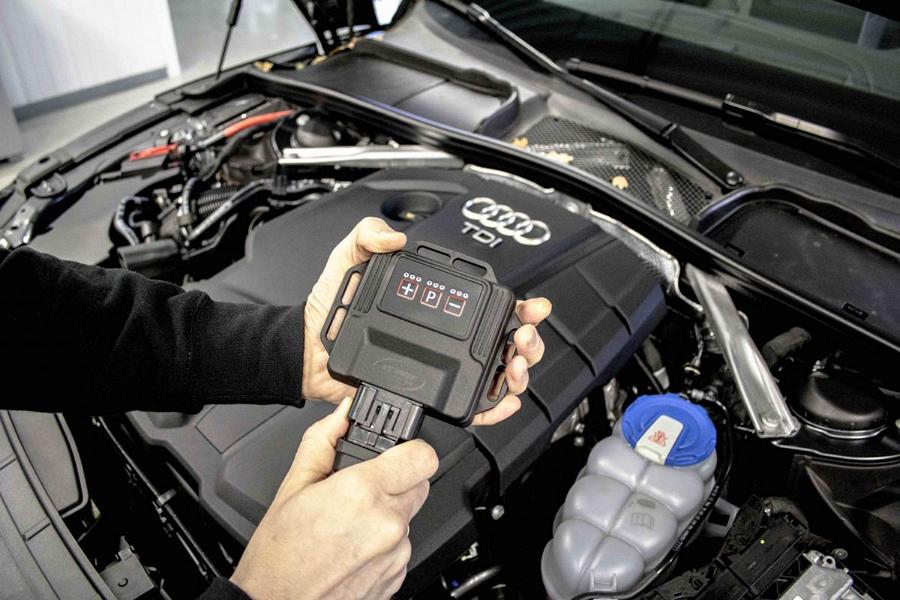 DTE Systems Audi A5 F5 2.0 TDI Chiptuning 1 217 PS & 480 NM im DTE Systems Audi A5 (F5) 2.0 TDI