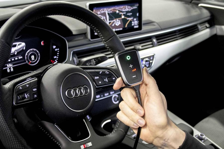 DTE Systems Audi A5 F5 2.0 TDI Chiptuning 4 217 PS & 480 NM im DTE Systems Audi A5 (F5) 2.0 TDI