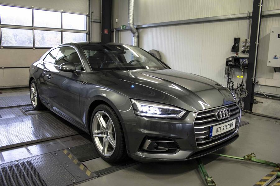 DTE Systems Audi A5 F5 2.0 TDI Chiptuning 6 217 PS & 480 NM im DTE Systems Audi A5 (F5) 2.0 TDI