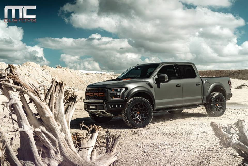 Raptor 2018 Tuning >> Ford F-150 Raptor MC Customs 22 Inch Tuning (2) - tuningblog.eu - Magazine