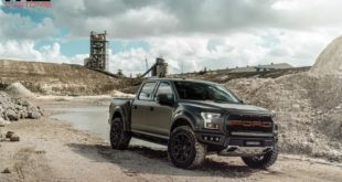 Ford F 150 Raptor MC Customs 22 Zoll Tuning 9 310x165 Alles in schwarz   Mercedes S Klasse vom Tuner MC Customs