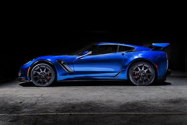 GENOVATION GXE Chevrolet Corvette C7 3 E Power in der Corvette? GENOVATION GXE jetzt lieferbar