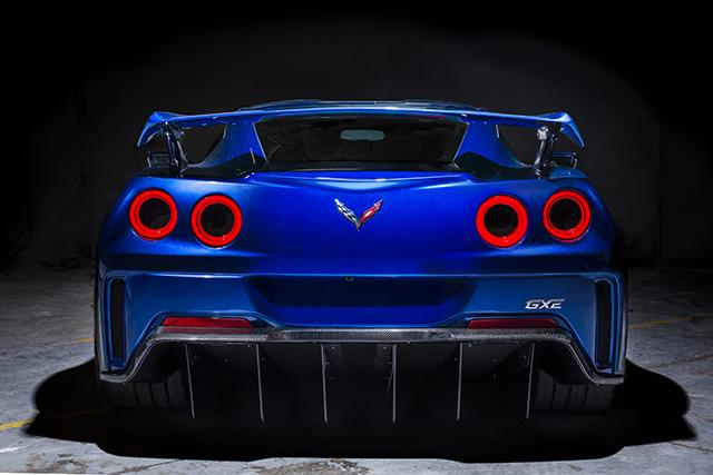 GENOVATION GXE Chevrolet Corvette C7 4 E Power in der Corvette? GENOVATION GXE jetzt lieferbar