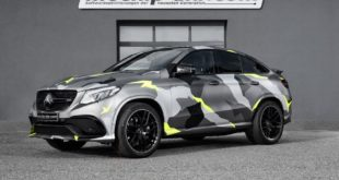 GLE63 AMG Mercedes Chiptuning C292 2 310x165 Maximal 680 PS   Mcchip DKR Mercedes E63S AMG (W213)