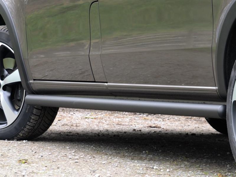 Hartmann Tuning Vansports Gravity 7 VP GraVity   SUV Look an der Mercedes V Klasse (W447)