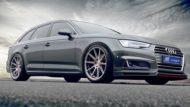 JMS Racelook Bodykit Audi A4 B9 S Line Tuning 5 190x107 JMS zeigt Racelook Bodykit am Audi A4 B9 mit S Line