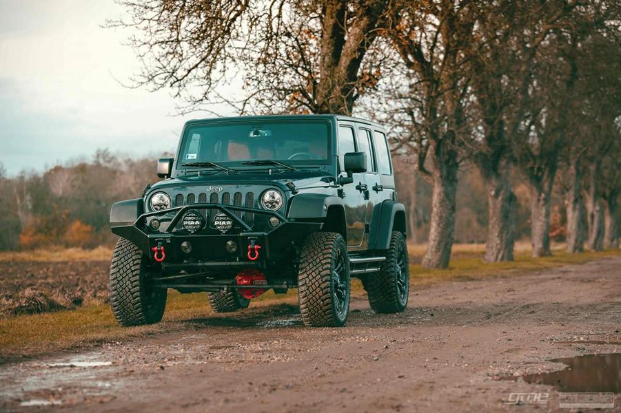 Jeep Wrangler Tuning GME 2018 Kompressor 2 Dampfhammer   409 PS Jeep Wrangler vom Tuner GME