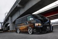 Kuhl racing Toyota Hiace Widebody 2018 Tuning 3 190x127 Typisch Japan   Kuhl racing Toyota Hiace Widebody 2018
