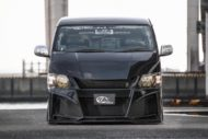Kuhl racing Toyota Hiace Widebody 2018 Tuning 4 190x127 Typisch Japan   Kuhl racing Toyota Hiace Widebody 2018