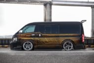 Kuhl racing Toyota Hiace Widebody 2018 Tuning 5 190x127 Typisch Japan   Kuhl racing Toyota Hiace Widebody 2018