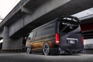 Kuhl racing Toyota Hiace Widebody 2018 Tuning 6 190x127 Typisch Japan   Kuhl racing Toyota Hiace Widebody 2018