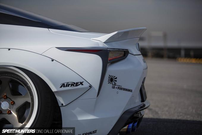 Liberty walk Performance Lexus LC500 Widebody Tuning 23 Mega   Liberty walk Performance Lexus LC500 / LC 500h