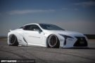 Liberty walk Performance Lexus LC500 Widebody Tuning 28 135x90 Mega   Liberty walk Performance Lexus LC500 / LC 500h