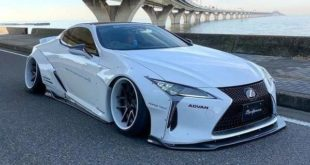 Liberty walk Performance Lexus LC500 Widebody Tuning 7 1 310x165 Mega   Liberty walk Performance Lexus LC500 / LC 500h