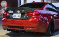 Melbourne Red E92 6 BMW Tuning 1 190x119 Oberhammer   ModBargains BMW E92 M3 in Melbourne Rot